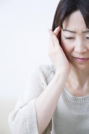 los seres vivos: Middle women suffer from headaches