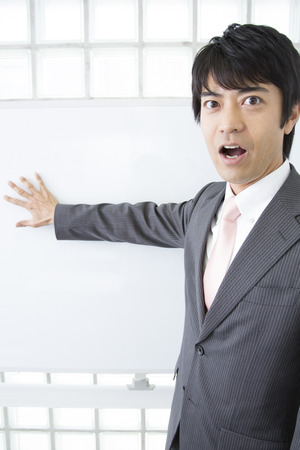insist: Lecturer to insist on hitting the whiteboard