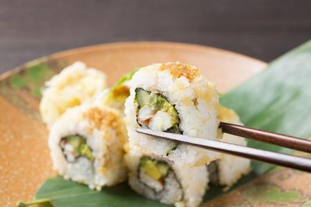 crunch: Crunch shrimp roll