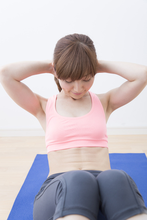 abdominal muscles: Women to exercise abdominal muscles