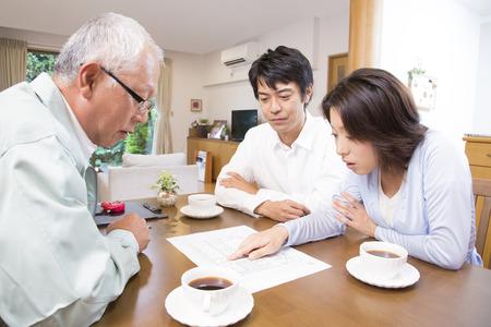 Corporation fellow to talk to senior couples