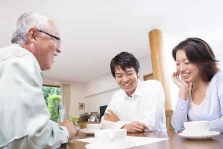 home life: Corporation fellow to talk to senior couples