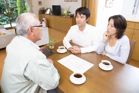 fellow: Corporation fellow to talk to senior couples
