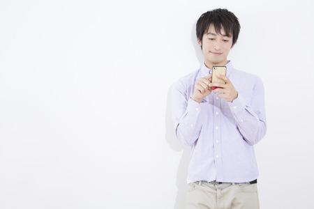 loosen up: Men to work with Smartphones