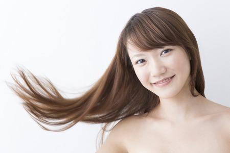 japonais: Diffusion des femmes de cheveux