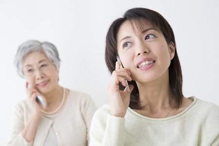 step daughter: Call you mother and daughter