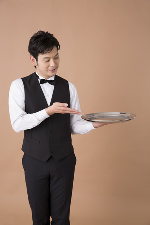 referral: Waiter for a referral