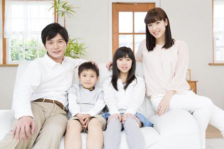 niÑos contentos: Sonrisa de la familia