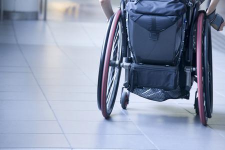 Wheelchair Zdjęcie Seryjne