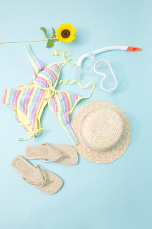 article of clothing: Summer accessories