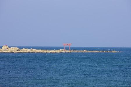 pleasent: Sagami Bay Stock Photo