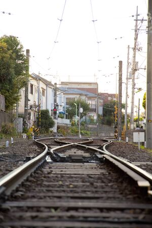 changing course: Line of Setagaya Line