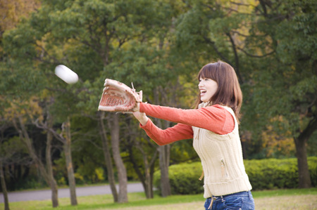 atrapar: Las mujeres de capturas de bola