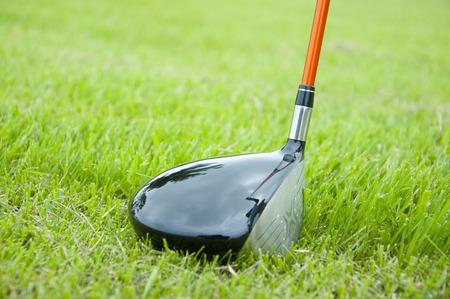 ゴルフの棒の頭