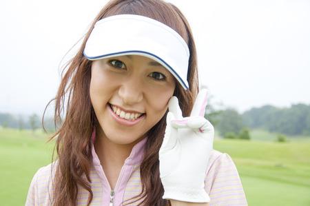 teen golf: La Mujer de la muestra V