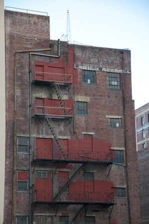 obsolete: The obsolete building