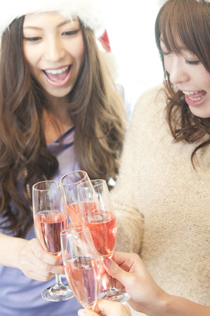 resound: 4 women to toast with champagne