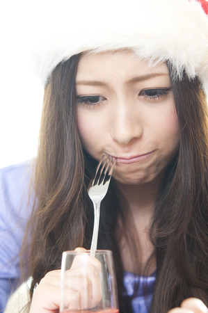 rollick: Women see the cuisine Stock Photo