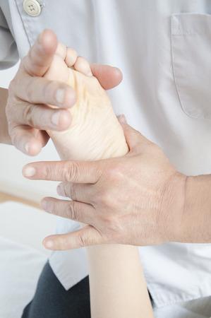 unravel: Women subjected to manipulative feet