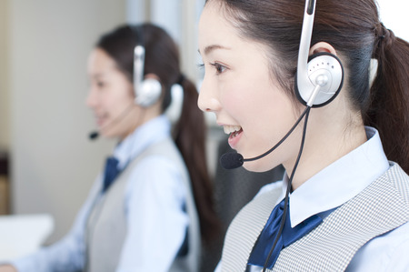consign: Call Center operator