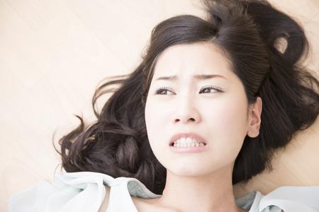 sulk: women sulk