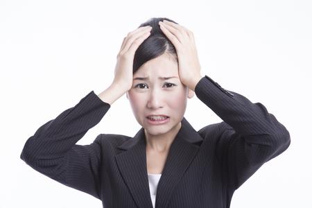 suffer: OL suffer Stock Photo