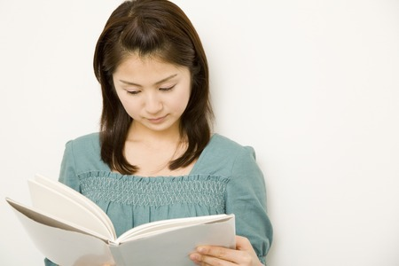 centralised: Women in reading Stock Photo