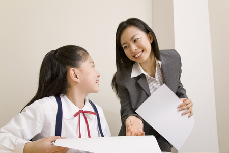 fill up: Women teachers and elementary school