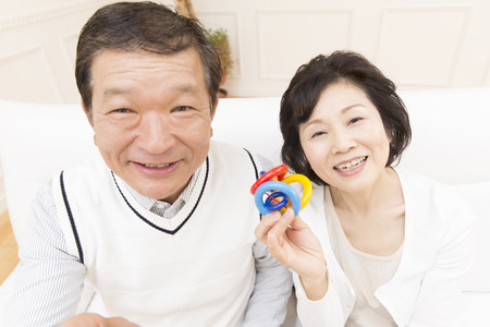 babysit: The old couple to baby-sit