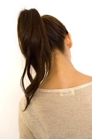 rear view: Women Rear View Stock Photo