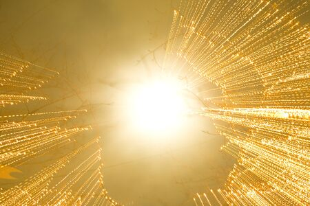 christmas illuminations: Christmas illuminations image Stock Photo