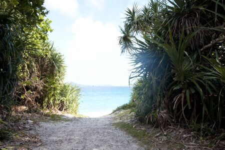 continued: Continued to the beach road