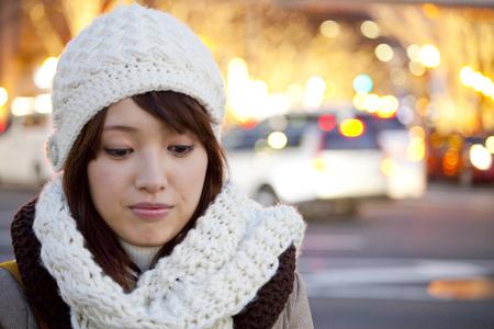 eyes downcast: Women downcast eyes