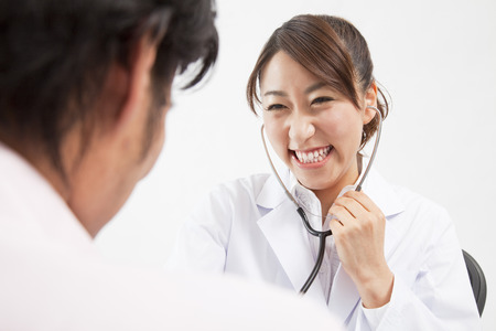 To see a doctor