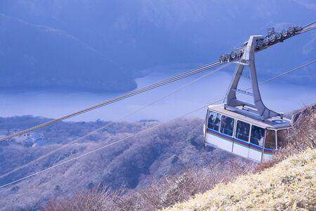 tramway: Aerial tramway