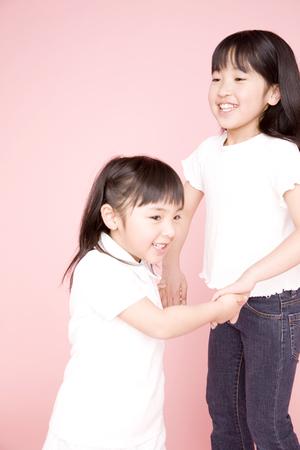 image: Sister image Stock Photo