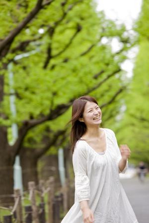 resound: Woman to skip