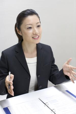 Women business negotiations