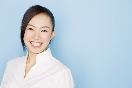 Female portrait Stockfoto