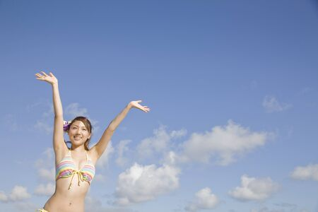 hurray: Women swimsuit that is relaxed by Hurrah