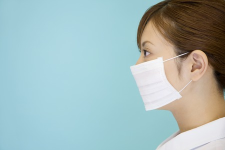 hygienist: Dental hygienist Stock Photo