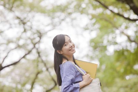 to be pleasant: Women Stock Photo