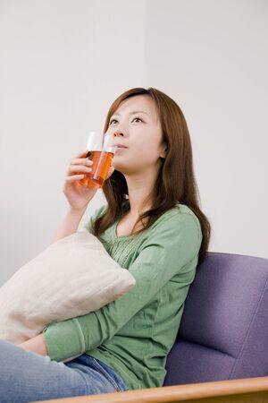 seres vivos: Las mujeres beben