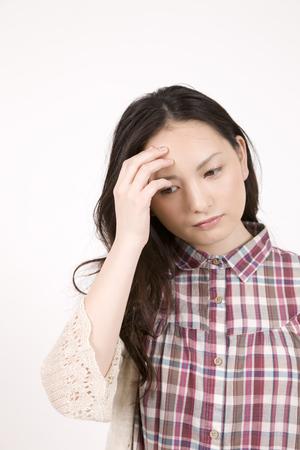 suffer: Women who suffer from head