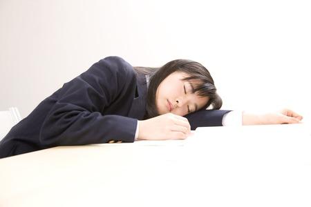 classwork: middle school girls to sleep