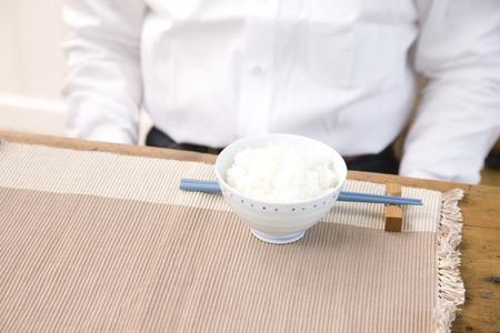 arroz blanco: Arroz blanco