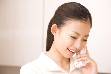 correspondence: Higienista dental de la correspondencia de tel�fono
