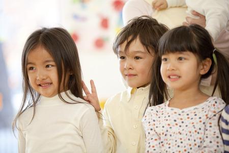 kindy: Nursery school children to smile by piece