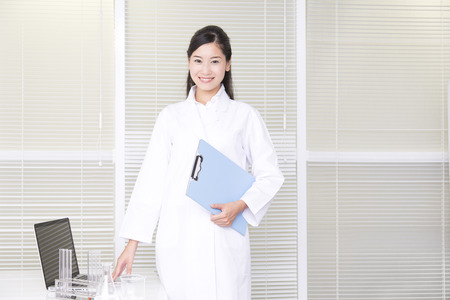 Pharmacist of smile