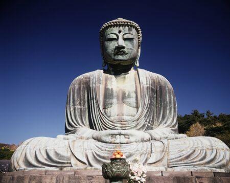 hase: Great Buddha of Kamakura Stock Photo